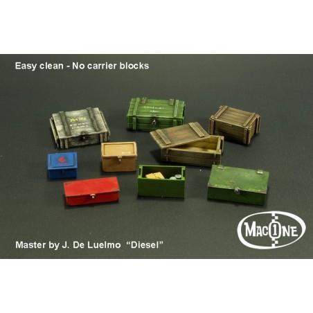 Boxes set A