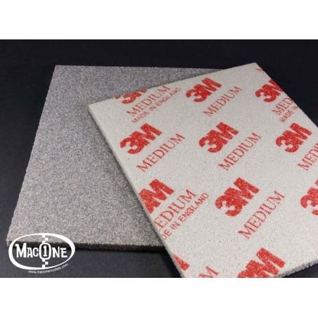 Esponja de lija 3M grano MEDIO