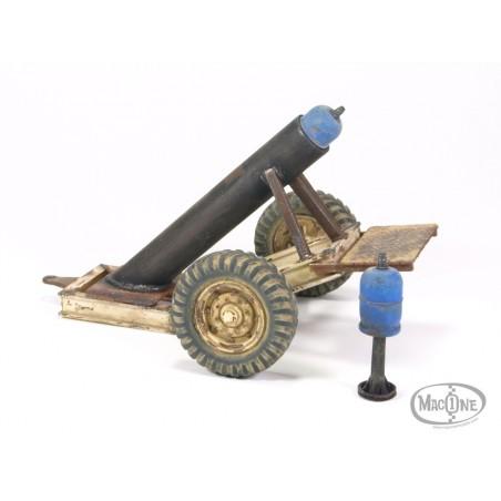 Mortar artillery Syria