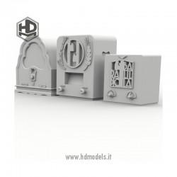 Radios italianas WWII.